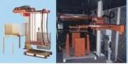 Distributeurs de barquettes, de napperons papier ou d'intercalaires - Machine de distribution pour emballages industriels