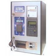 Distributeurs de jetons - Distributeur de jeton sécurisé, acceptation Carte Bancaire Homologué EMV