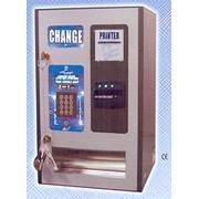 Distributeurs de jetons avec imprimante - Distributeur de jeton sécurisé avec affichage, acceptation pièces et/ou billets et imprimante (Réf. : N8P/9010P)