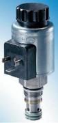 Distributeurs proportionnels 2/2, à action directe - Type KKDS (haute performance)
