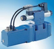 Distributeurs proportionnels calibres 10 à 35 - Type 4WRKE