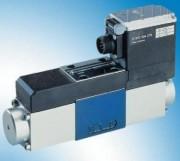 Distributeurs proportionnels électronique intégrée - Types 4WRBA et 4WRBAE