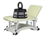 Divan d'examen pour patients obèses - Capacité de charge : 380 Kg
