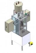 Doseuse débitmétrique semi-automatique - Rendement : Jusqu'à 800 flacons/h