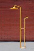 Douche incongelable - Panneau de signalisation pour affichage réglementaire