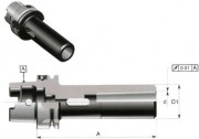 Douilles de réduction à cône morse pour forets - Attachment cône HSK