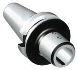 Douilles pour mandrins à réglage axial type TR - Attachment cône BT