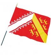Drapeaux de provinces françaises - 36 provinces