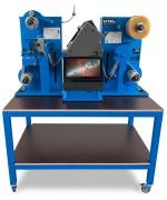 Système compact et multifonction pour finition étiquettes - Accessoire destiné à la finition sur site des étiquettes