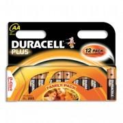 DURACELL Blister de 12 piles 2LR6 PLUS Blister D Click +CCR - DURACELL