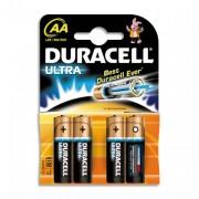 DURACELL Blister de 4 piles 2LR6 M3 +CCR - DURACELL