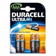 DURACELL Blister de 4 piles 3LR03 1,5volt ultra M3+CCR - DURACELL