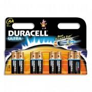 DURACELL Blister de 8 piles 2LR6 1,5volt ultra M3+CCR - DURACELL