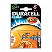 DURACELL Blister de 8 piles 3LR03 1,5volt ultra M3+CCR - DURACELL