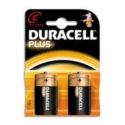 DURACELL PLUS Blister de 2 pile LR14 C - DURACELL