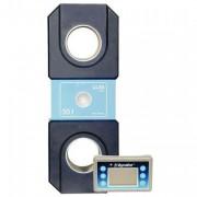 Dynamomètre industriel avec afficheur - C.M.U. : De 15 à 250 T - Précision : 0.2 % (ISO 376. 21°C)