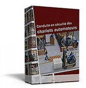 E learning sur étagère conduite en sécurité des chariots automoteurs - Préparer à l'obtention ou au renouvellement du CACES
