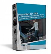 E learning sur étagère prévention TMS liés à la conduite automobile - Adopter les bons gestes et les bonnes postures au volant