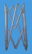 Echafaudage compact aluminium - Pour chaudières, cuves, fours, réservoirs
