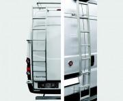 Echelle de portière arrière - Largeur 300 mm   -  Capacité de charge : 100 kg