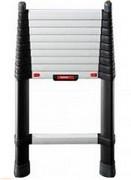 Echelles télescopiques automatiques - Hauteur de travail : 4,3 ou 5 m