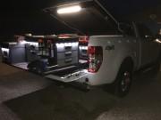 Eclairage additionnel pour véhicule utilitaire - Mieux voir pour votre sécurité et votre efficacité