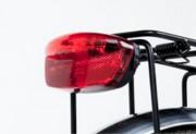 Eclairage arrière à fixer pour vélo