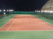 Eclairage court de tennis extérieur Lumiset - Eclairage court de tennis extérieur Lumiset