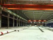 Eclairage industriel intérieur - Usage intérieur
