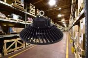 Éclairage LED high-bay intérieur - Puissance : 100 W - Pour hauteurs de + 6 m 90 EUR