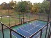 Eclairage Led padel de tennis - Conforme aux règlement de la (FIP)