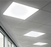 Eclairage LED panel pour plafond et bar - LED panel carré de 8w à 33w