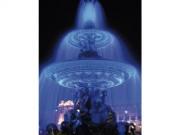 Eclairage LED pour paysage aquatique - Lampe aquatique puces LEDS