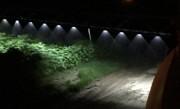 Éclairage LED pulvérisateur - En LED - Orientable sur 180 °