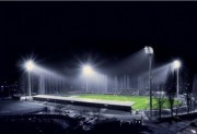 Eclairage Led terrain de Football