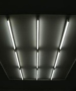Eclairage LED tube opaque