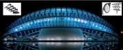 Eclairage sportif led modulaire - Puissance : 100 à 1200 W