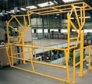 Ecluse de sécurité à double porte - Accès sécurisé à l'espace à risques