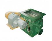 Ecluse rotative - 400 litres par tour