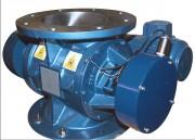 Écluse rotative industrielle - Rotor alvéolaire