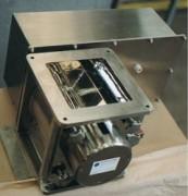 Ecluses rotatives - Rotor à pales ou rotor à boisseau