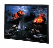 Ecran de projection Home Cinéma fixe sur cadre - Projection sur cadre, véritable home cinema de 1.52 à 3.50 m - Format 16/9