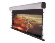 Ecran de projection mural 152 x 203 cm - Motorisé - format vidéo 4/3 , hauteur de de 127 à 229 cm, Largeur de 170 à 305 cm