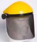 Ecran facial grillagé - Ecran conforme à la norme EN1731.