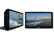 Ecran intelligent LCD pour agence immobiliere - Ecran LCD d'intérieur sans son