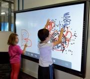 Écran interactif de classe - Écran Tactile interactif