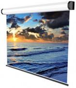 Écran projection électrique mobile - Ecran de projection électrique, manuel, écran trépied