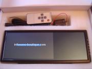 Ecran rétroviseur TFT LCD 18cm/ 7 pouces - Réf: RETROVISEUR