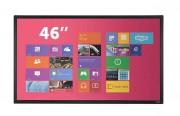 Ecran tactile à technologie infrarouge - Taille de l'écran : 42''- 46''- 55''- 65''- 70''