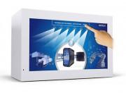 Ecran transparent tactile multitouch - Écran translucide et dalle tactile multitouch